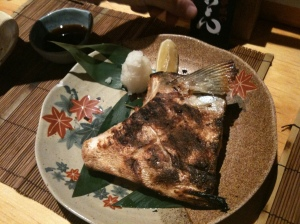 OKAN - Grilled Yellowtail Cheek