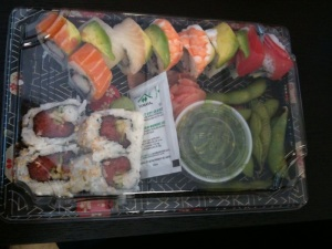 Convoy Sushi & Fish Market - Rainbow Box